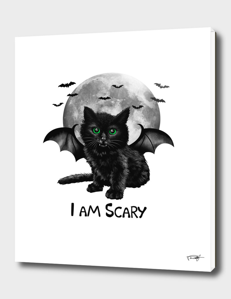 Scary Cat