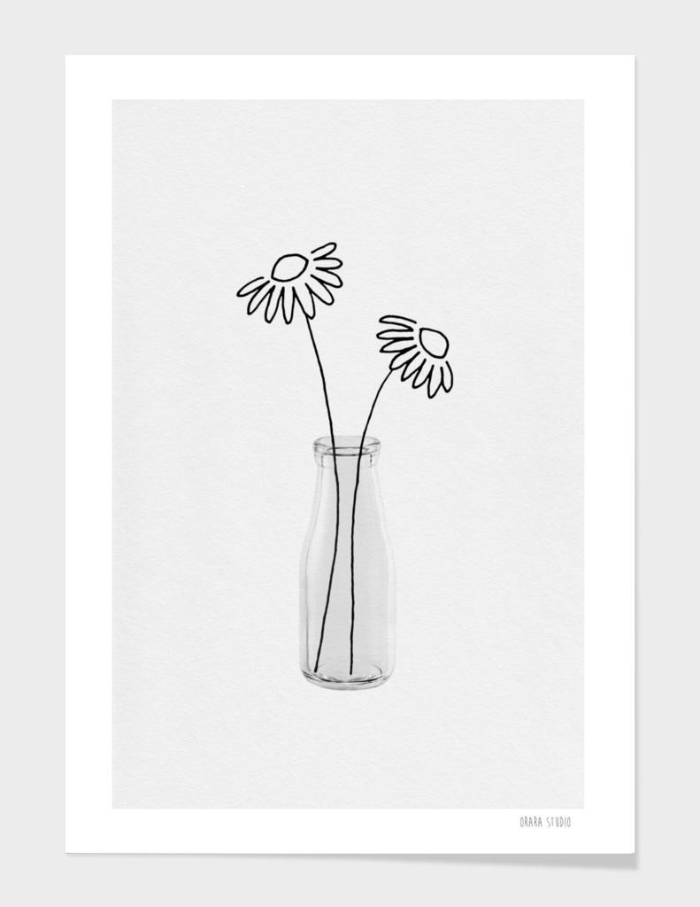 Flower Still Life II