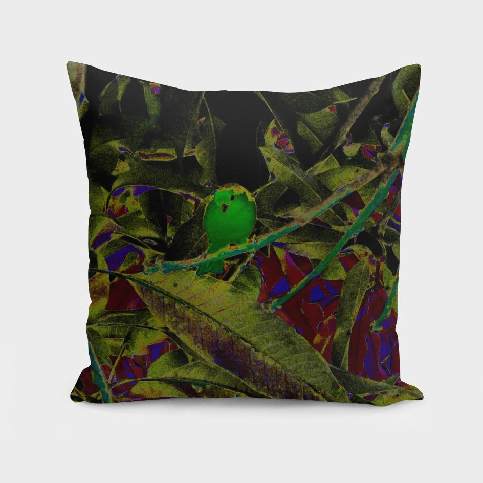 Camouflage  Bird 1