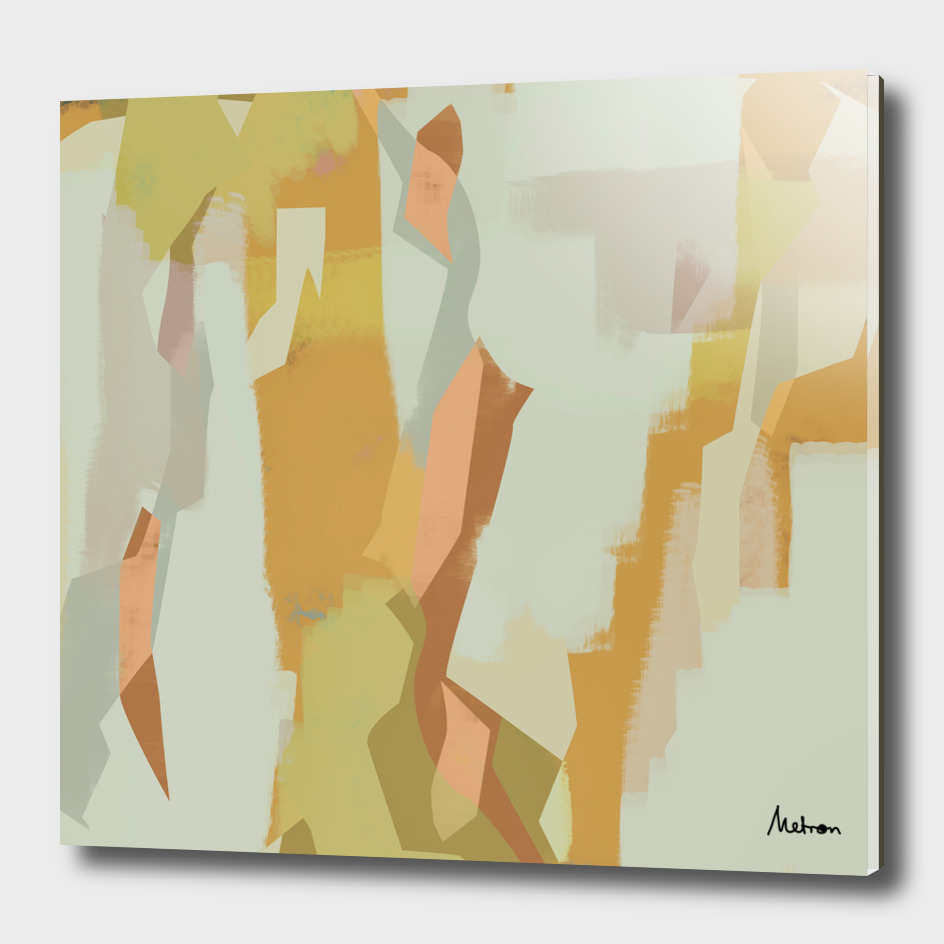 Abstract painting No. 17