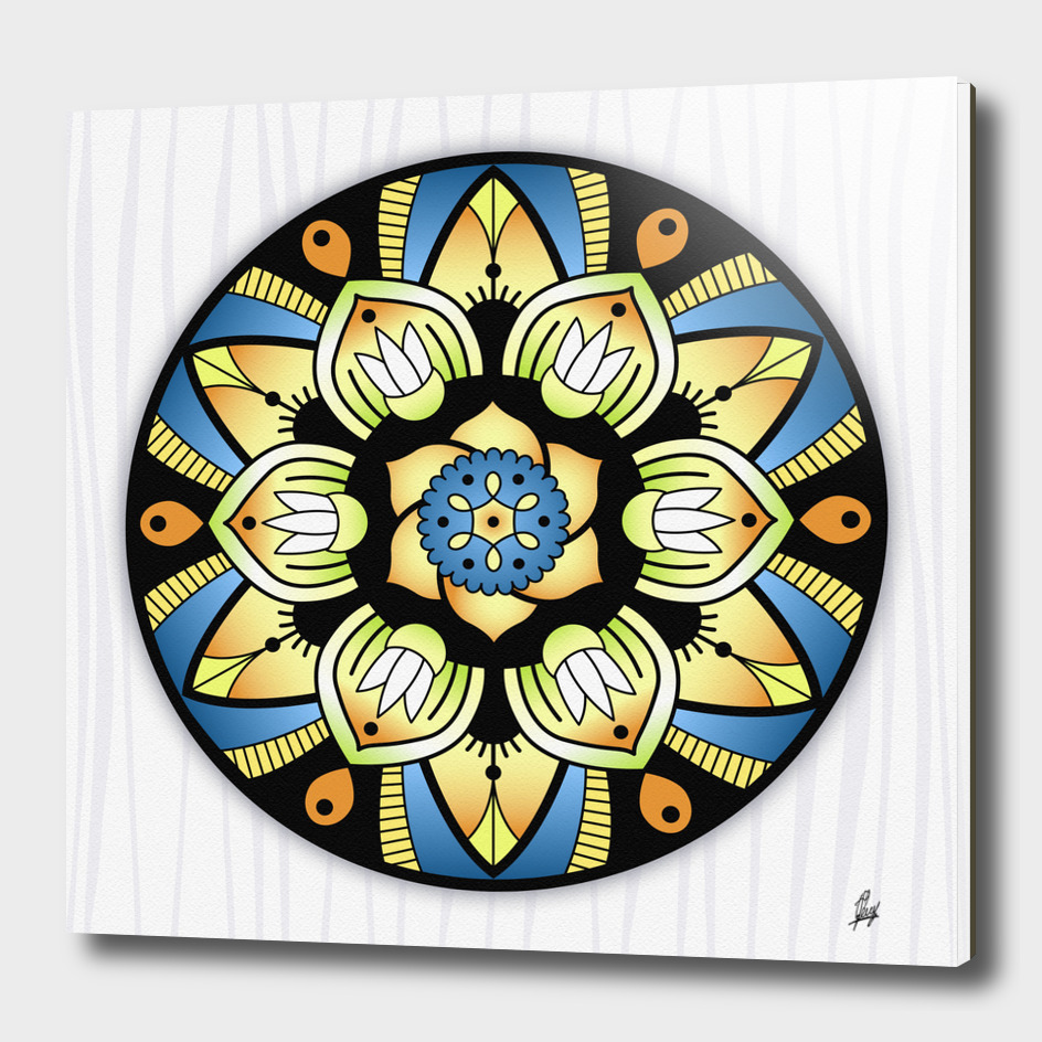 Mandala Opening