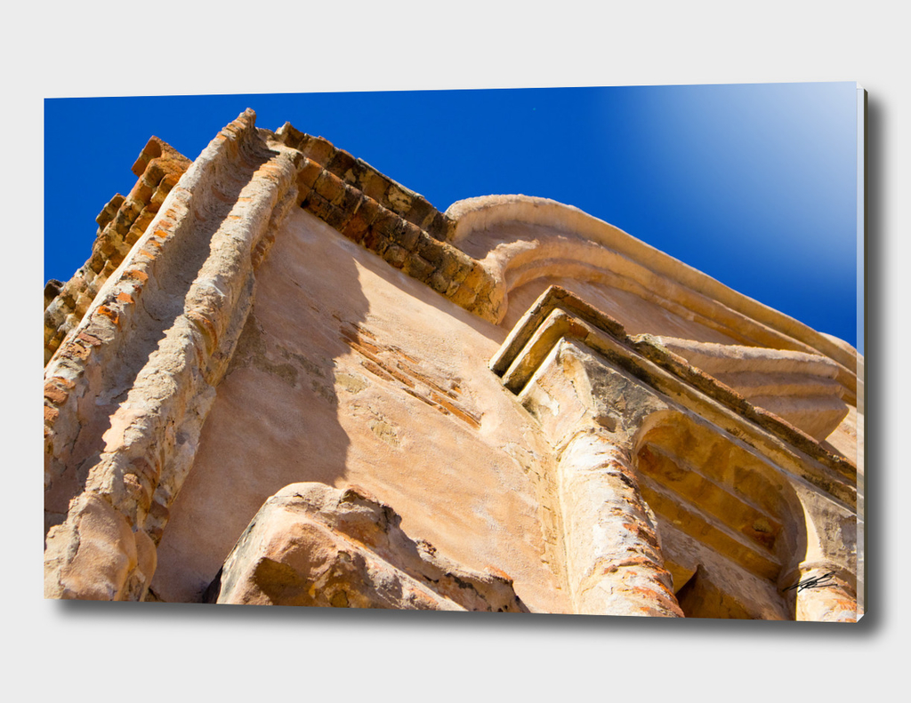 Tumacacori, Southern Arizona mission temple