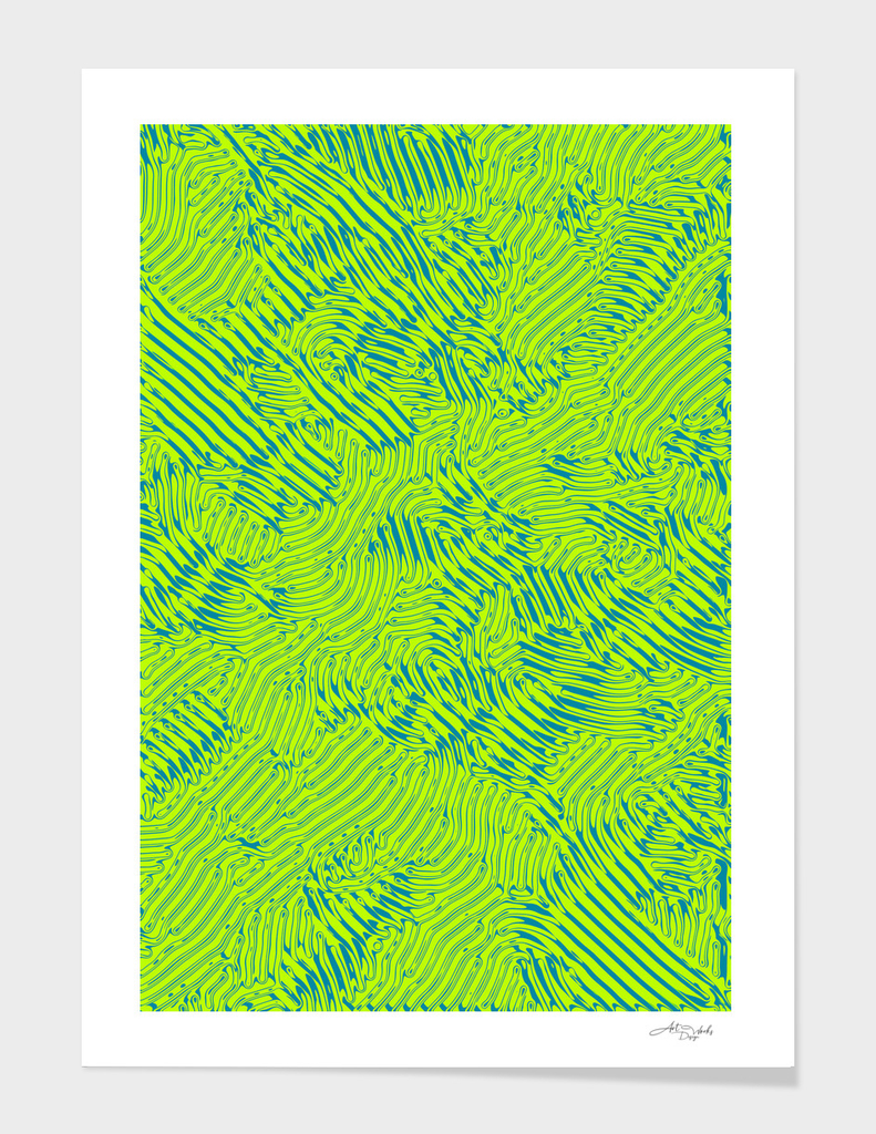 Pattern XXXIII / NE
