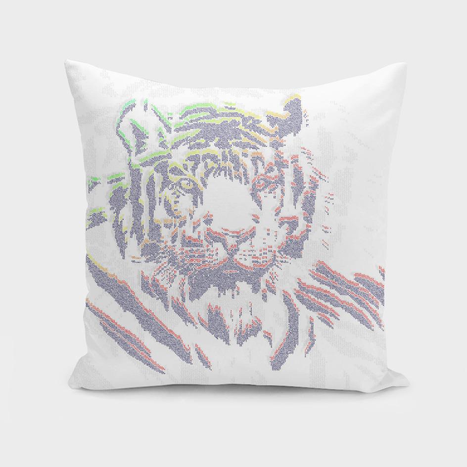 ASCII Art II - Tiger