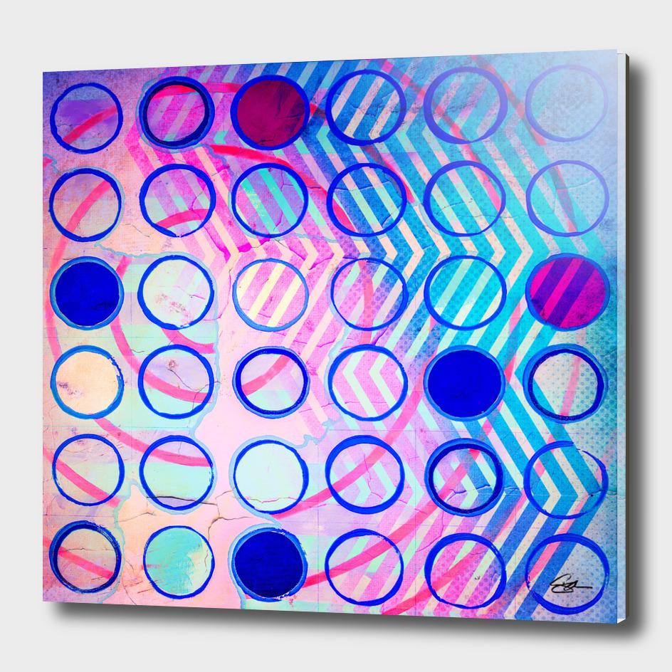 Zigzag Circles