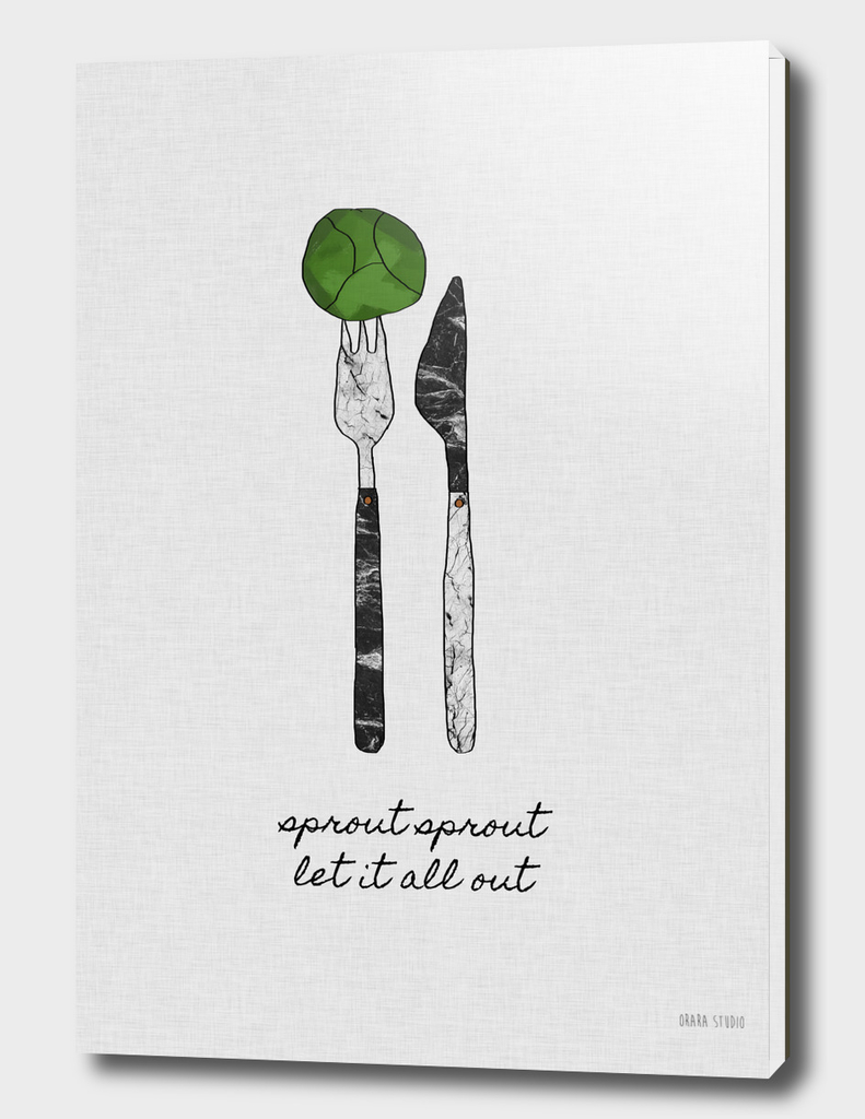 Sprout Sprout Let It All Out