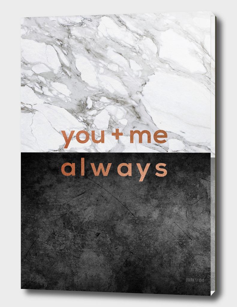 You & Me Always