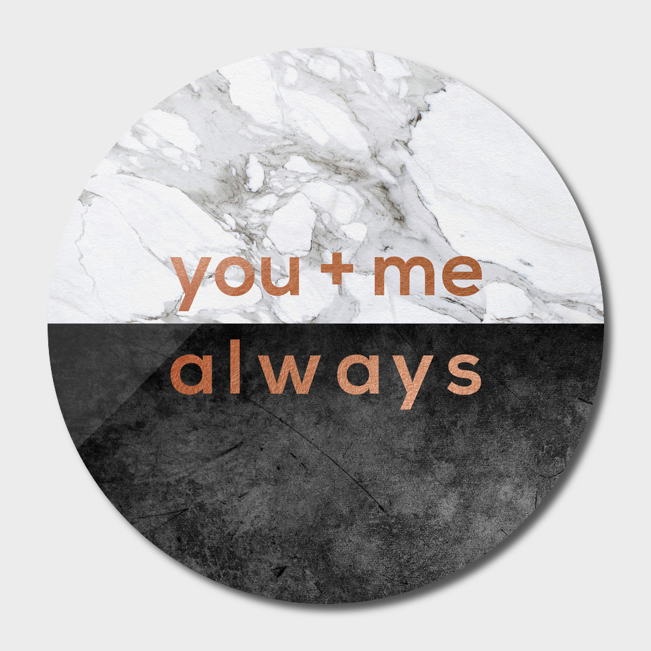 You & Me Always