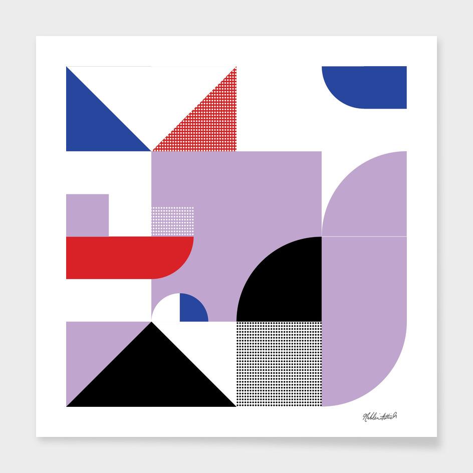 Graphic Kaleidoscope Design 18