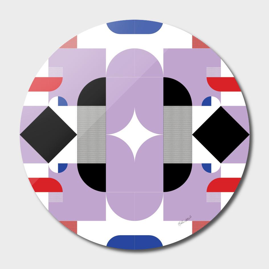 Graphic Kaleidoscope Design 19