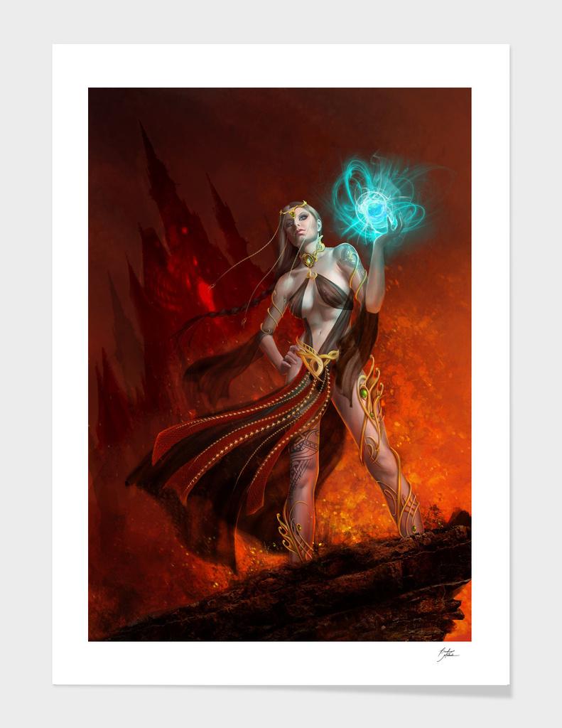 Vanora The Sorcerer
