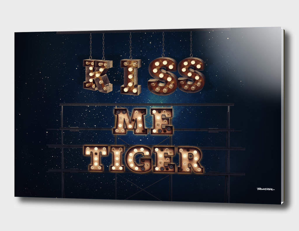 Kiss me Tiger-Star