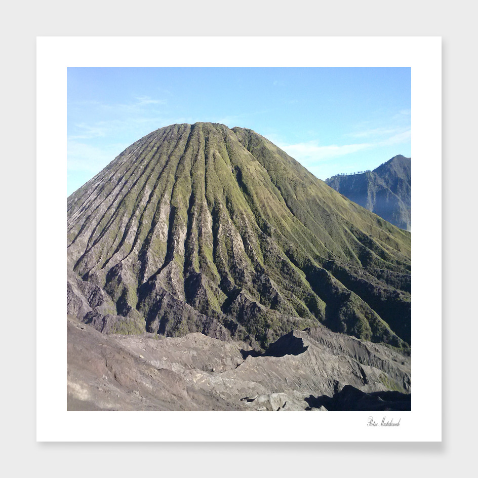 Mount Batok Bromo Indonesia