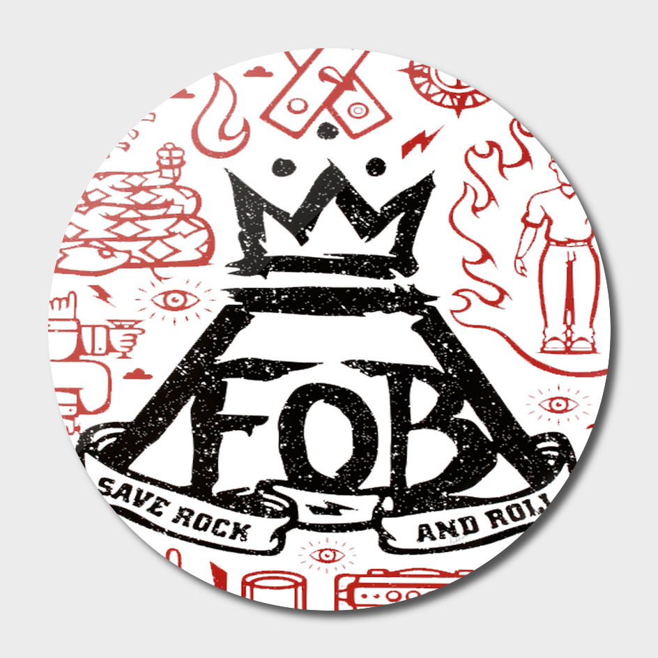Save Rock and Roll FOB Fall Out Boy