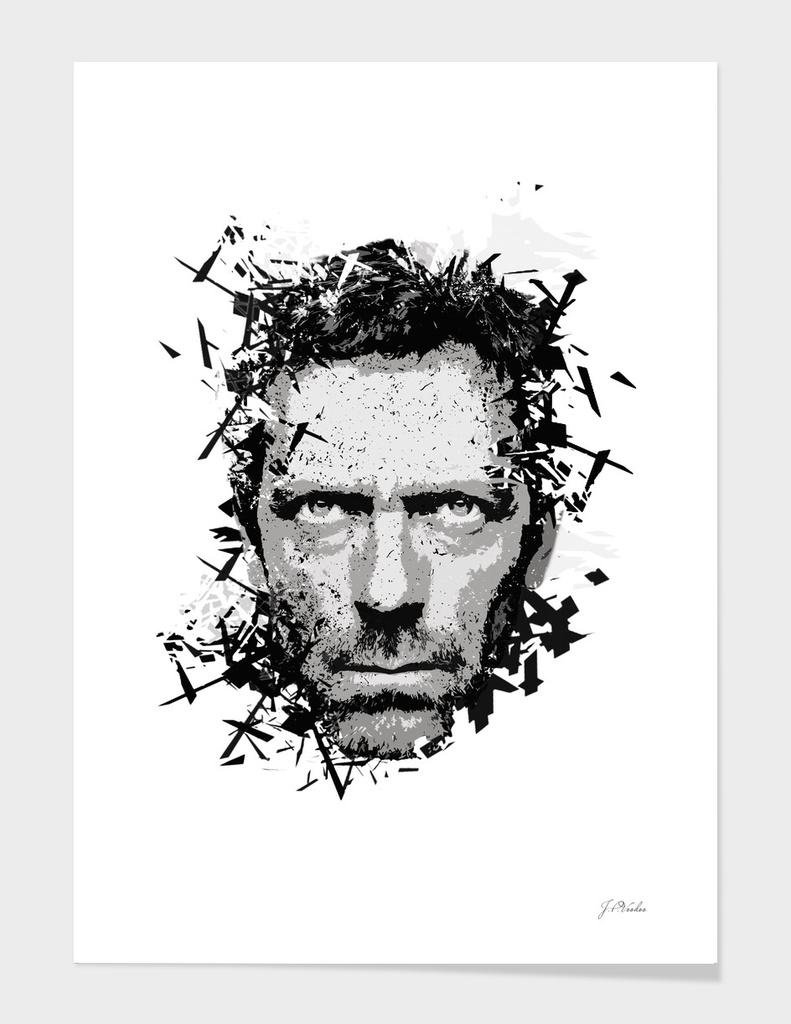 House M.D. Hugh Laurie