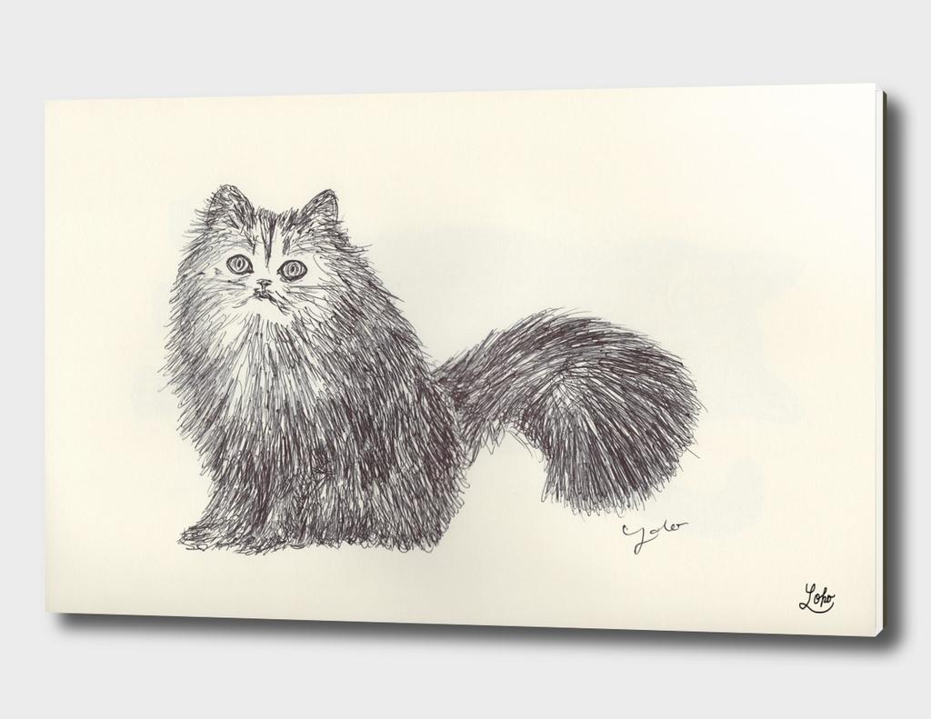 BALLPEN CAT 3