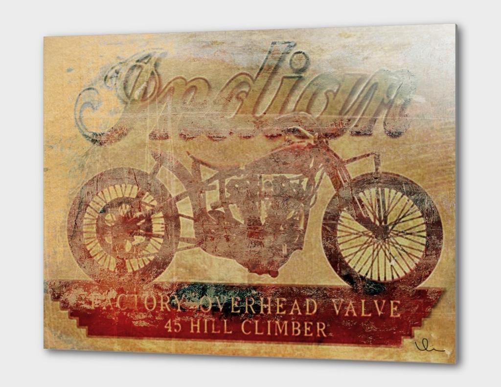 Indian - Vintage Motorcycle