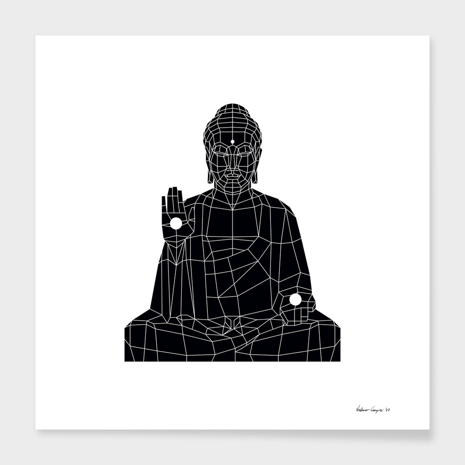 Buddha / Black version