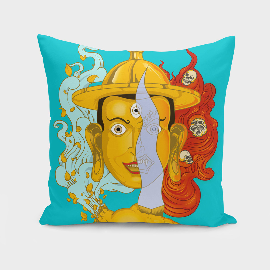Buddist deity