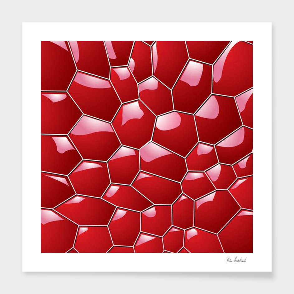 3d Honeycomb Pattern