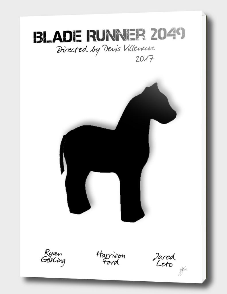 My poster Blade Runner 2049