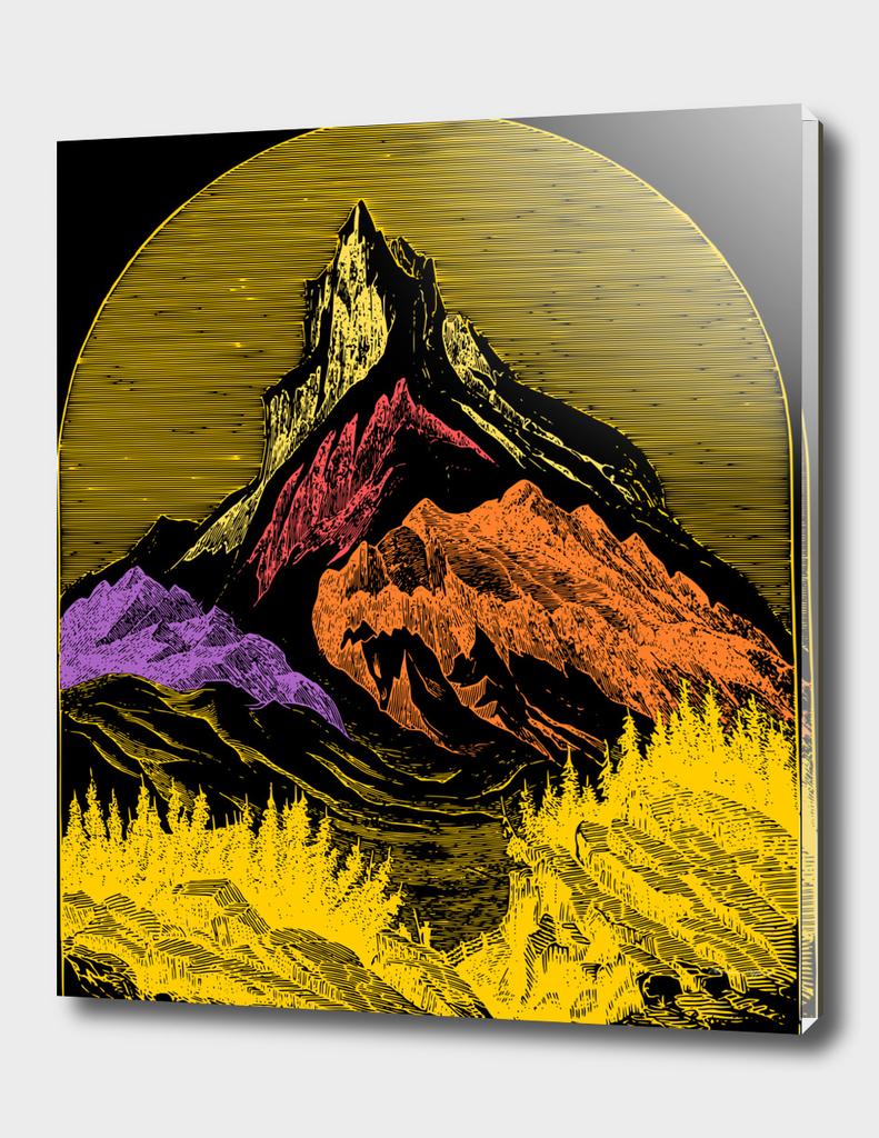 The Acid Peak of Tempests