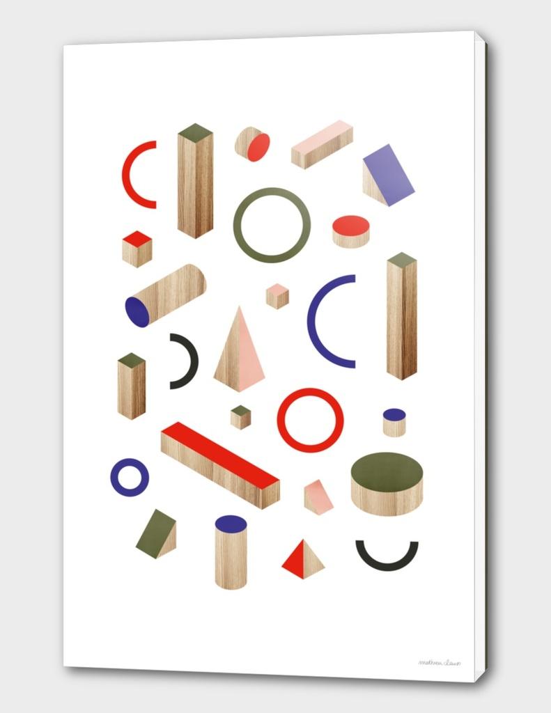 Blocks variations