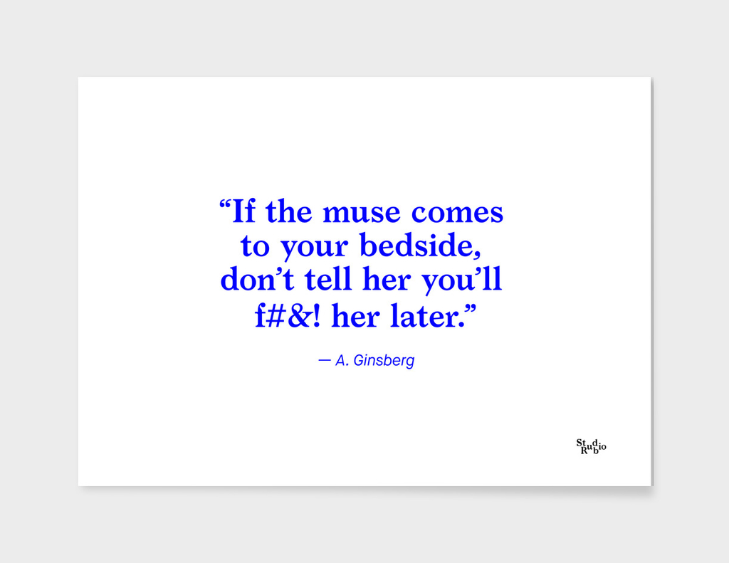 Muse quote