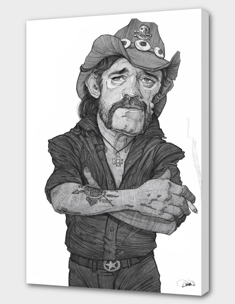 Lemmy illustration
