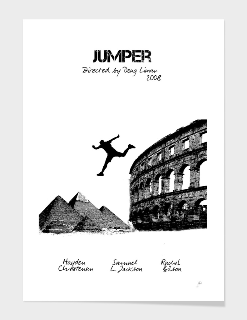 Jumper by Doug Liman