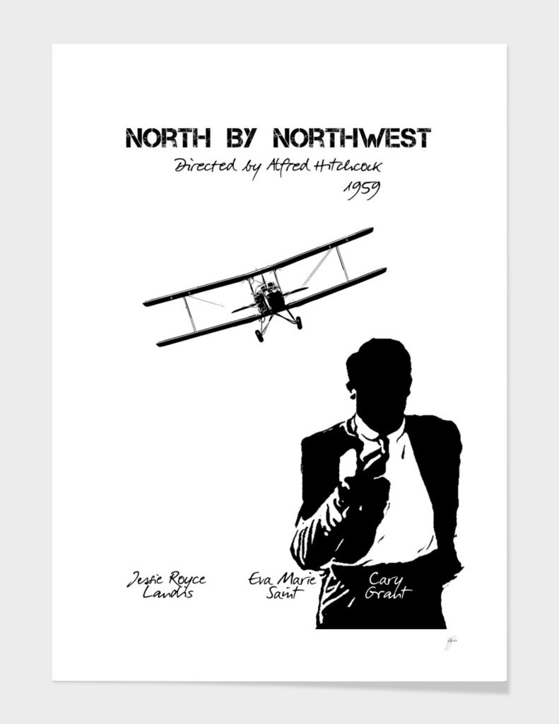 North by Northwest by Alfred Hitchcock