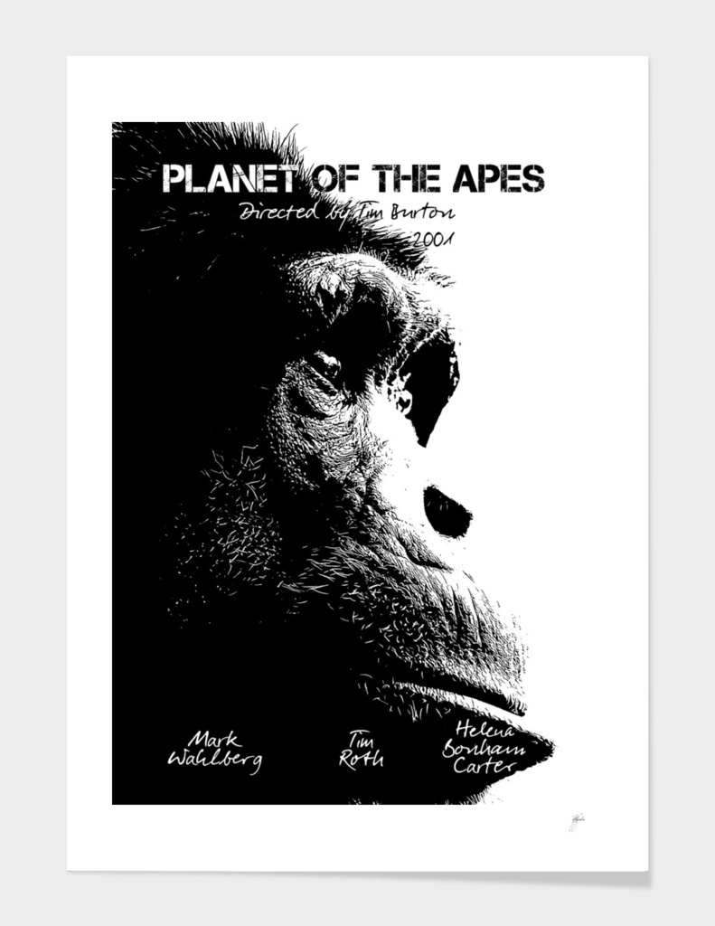 Planet of the Apes by Tim Burton 2001
