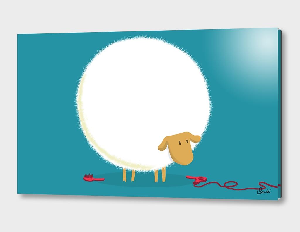 Fluffy Sheep
