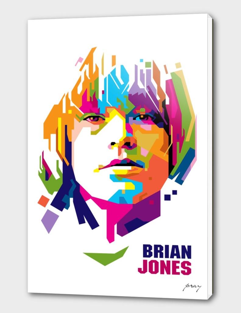 Brian Jones in WPAP