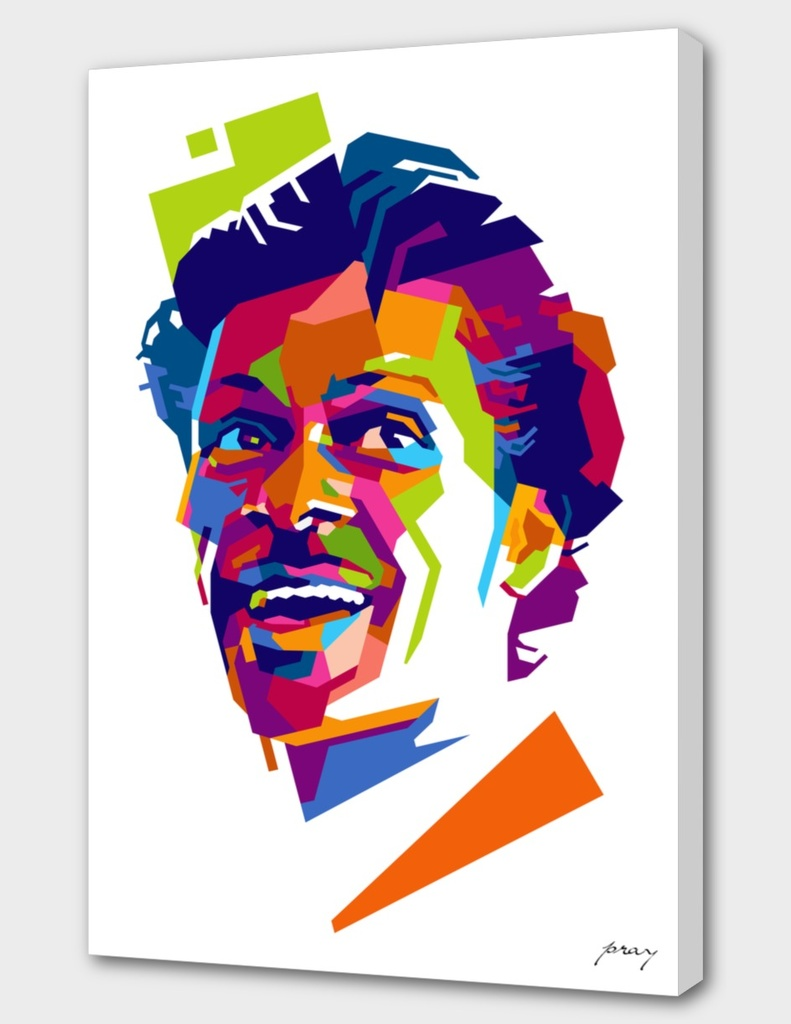 Chuck Berry in WPAP