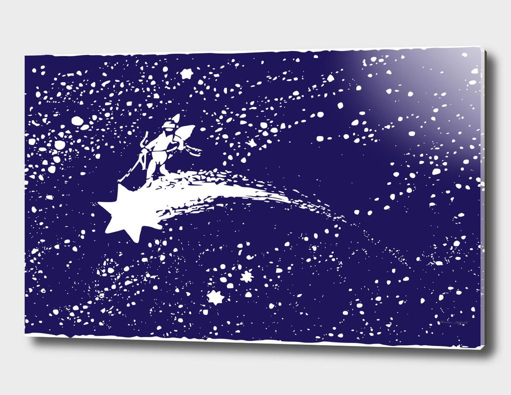 Riding the Comet: Nightblue