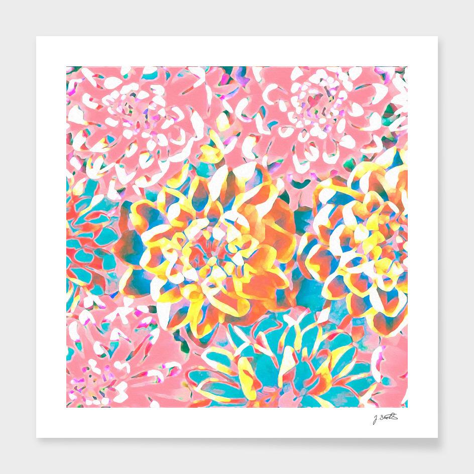 Floral variation No1