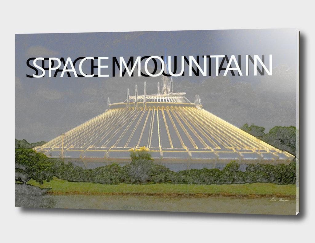 Space Mountain 1975