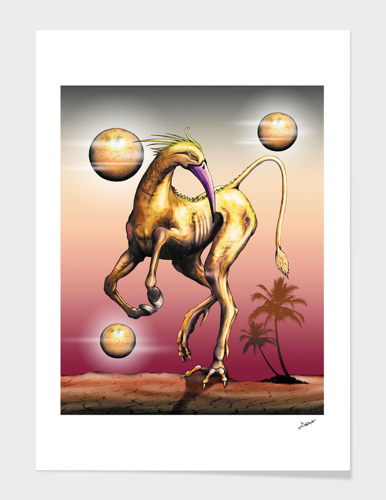 Weird & Wonderful Creatures - The Threenimal
