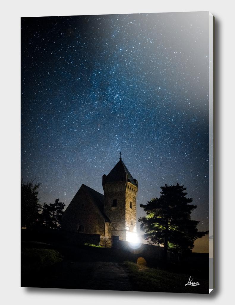 Church of forgotten era