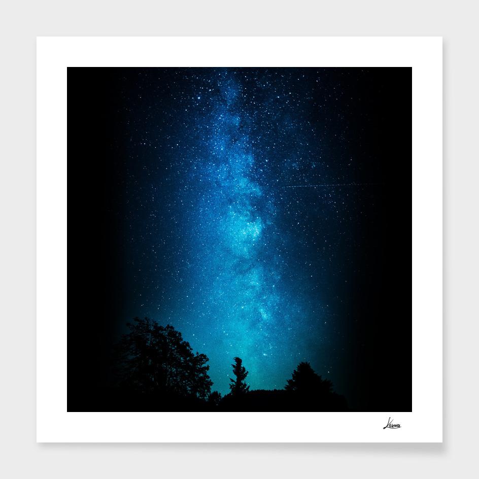 Shining Milky Way