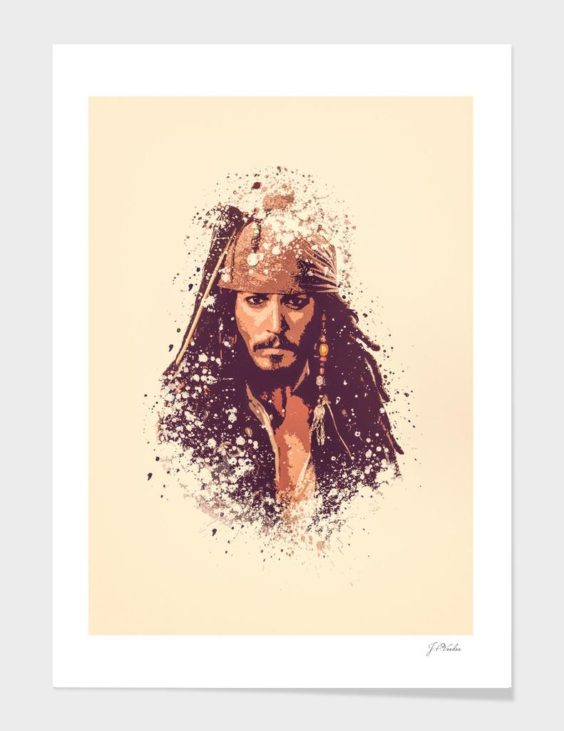 Pirates of the Caribbean, Jack Sparrow