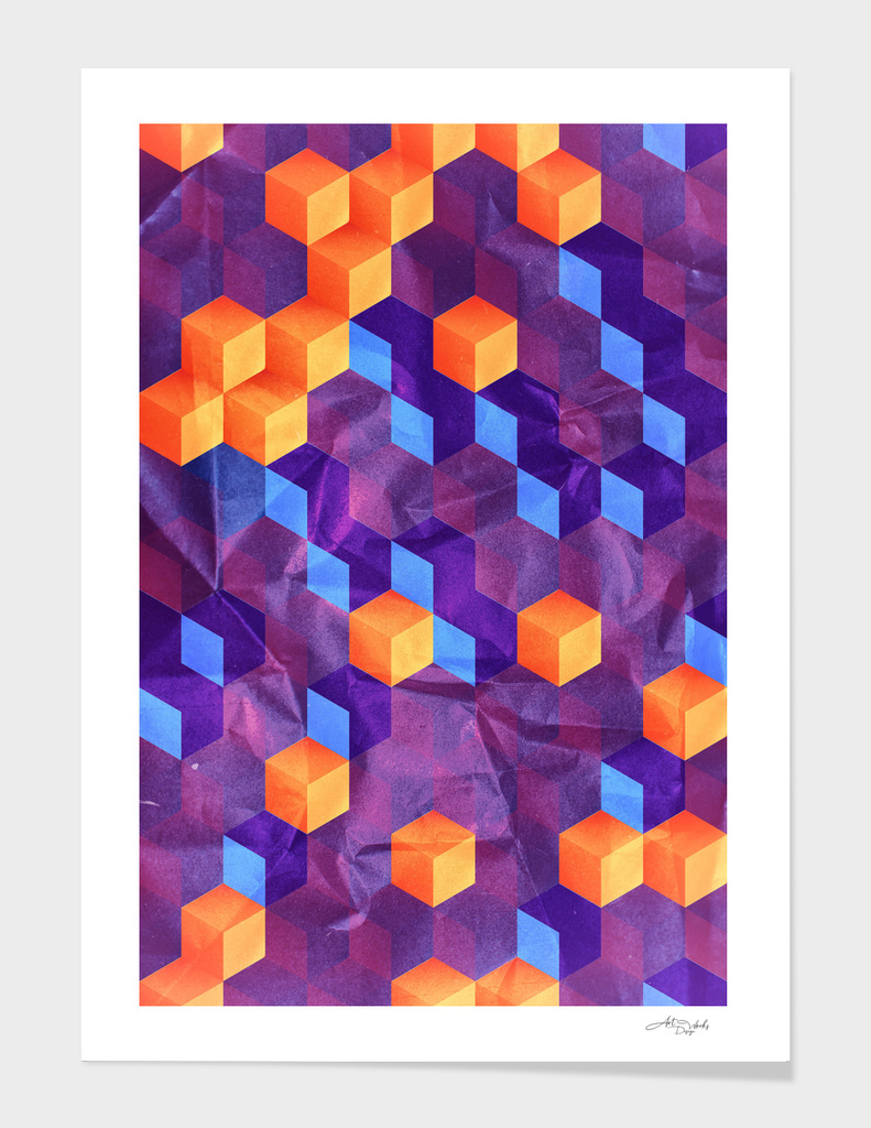 Pattern XXIX / NE