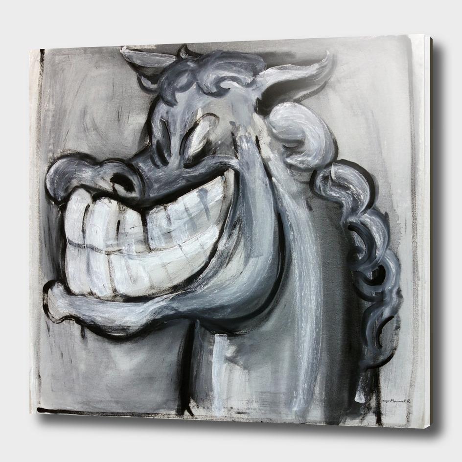Risa de caballo 2