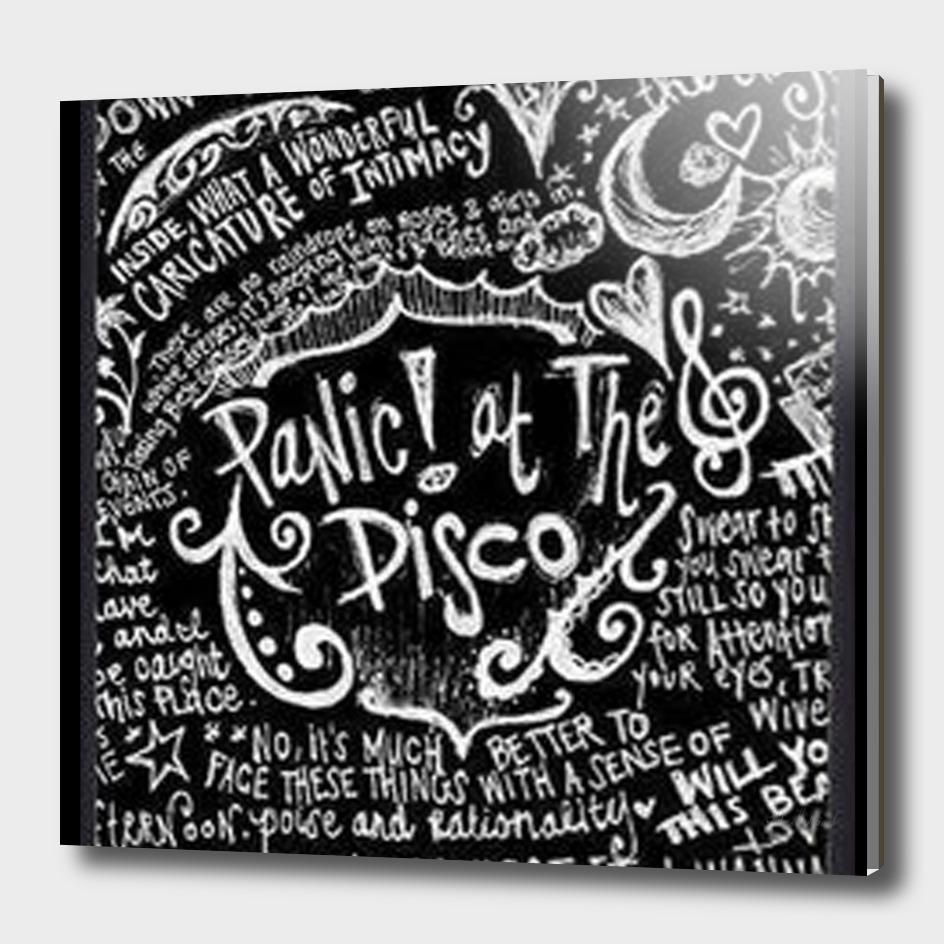 Panic ! At The Disco Lyric Quotes