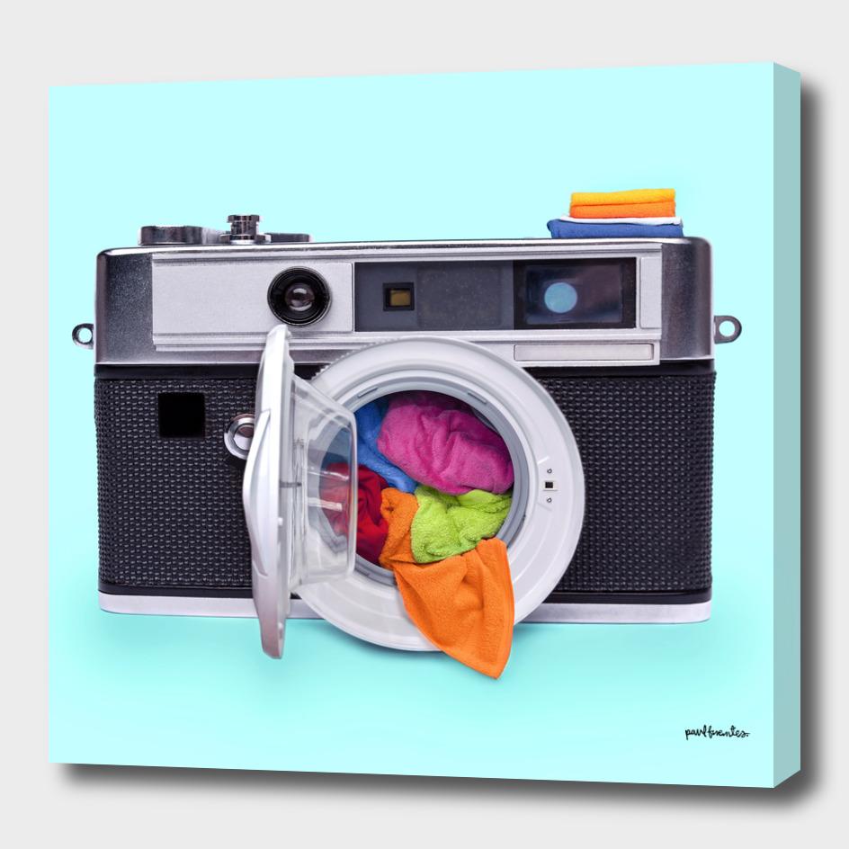 WashingCamera