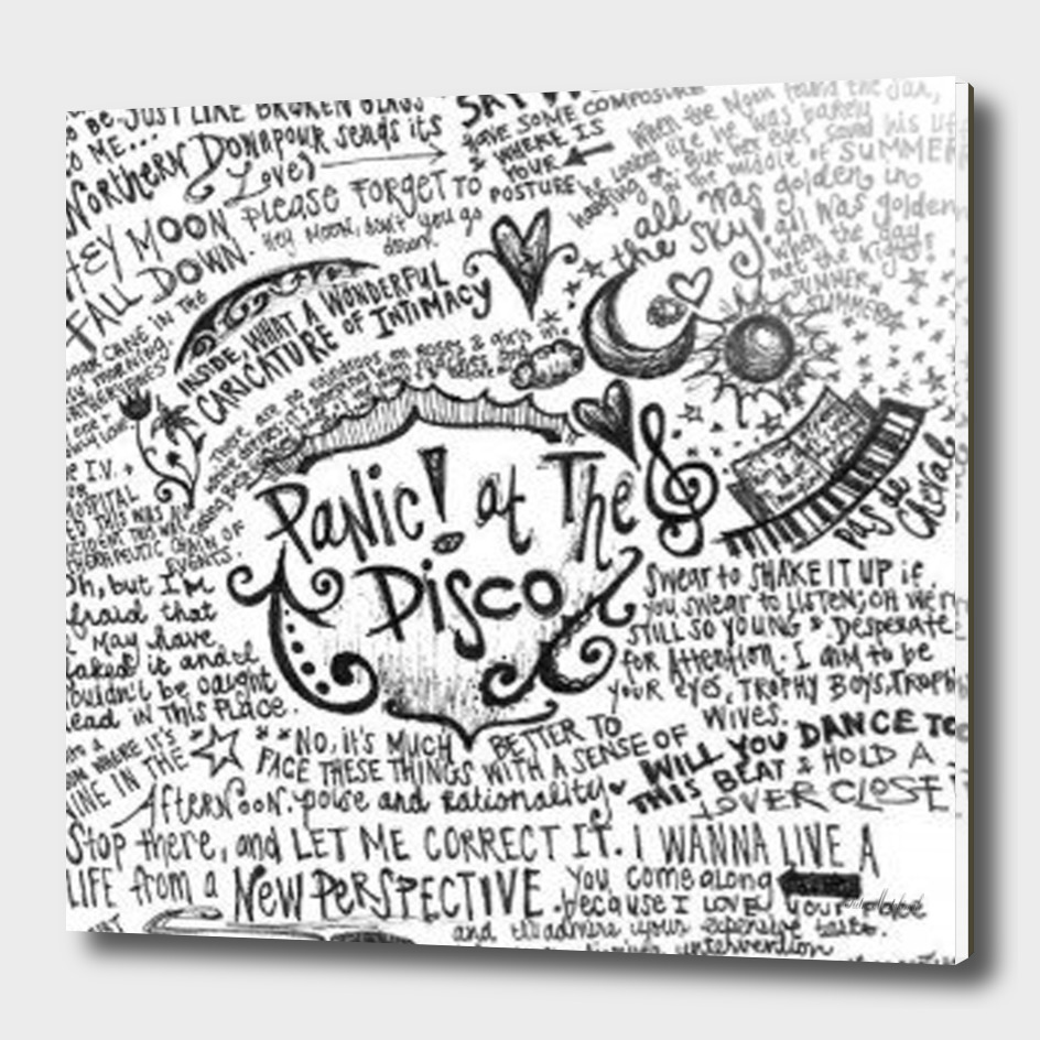 Panic! At The Disco Lyric Quotes