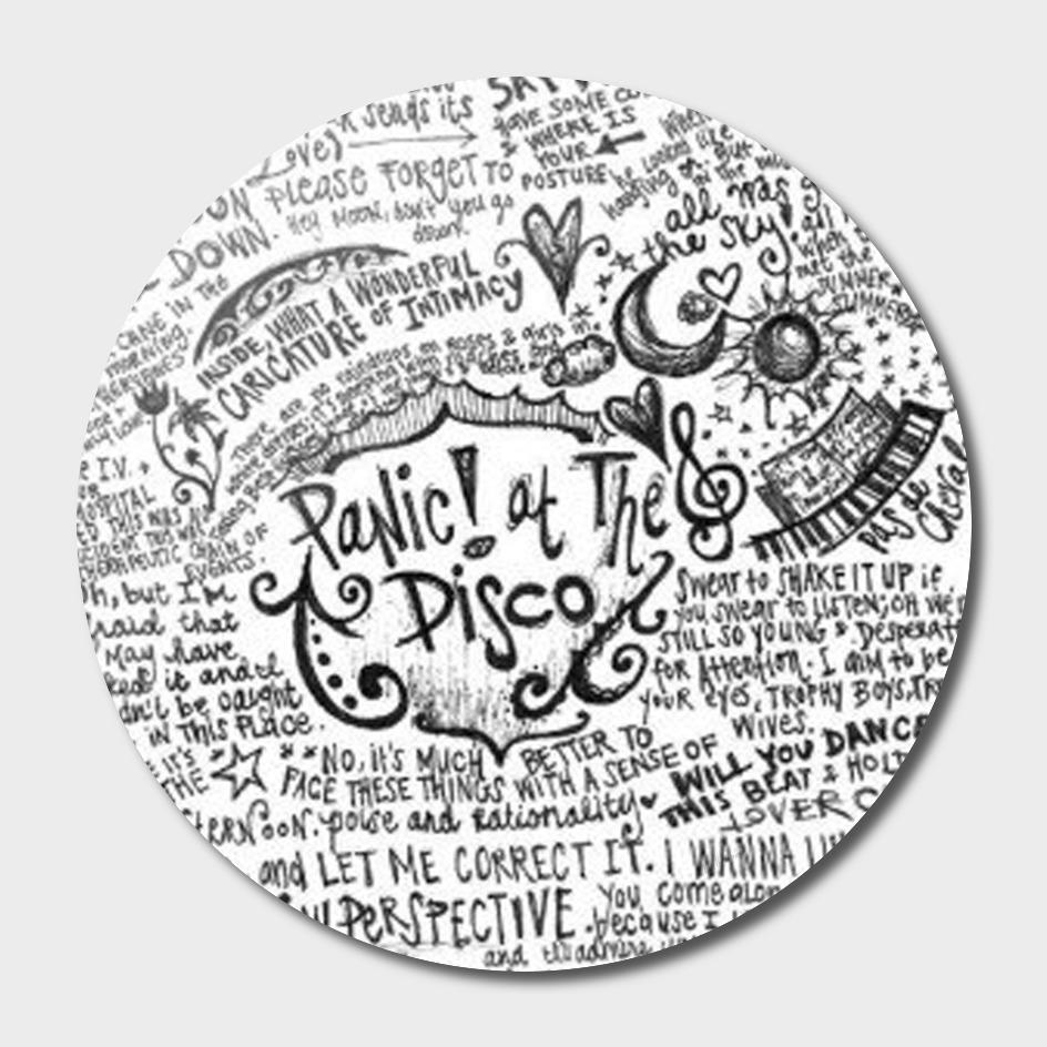 Panic! At The Disco Lyric Quotes
