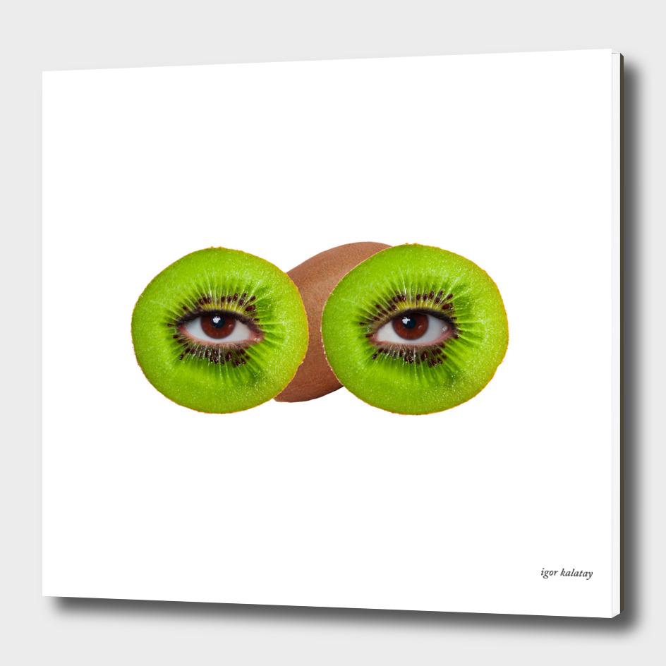 Psychedelic kiwi