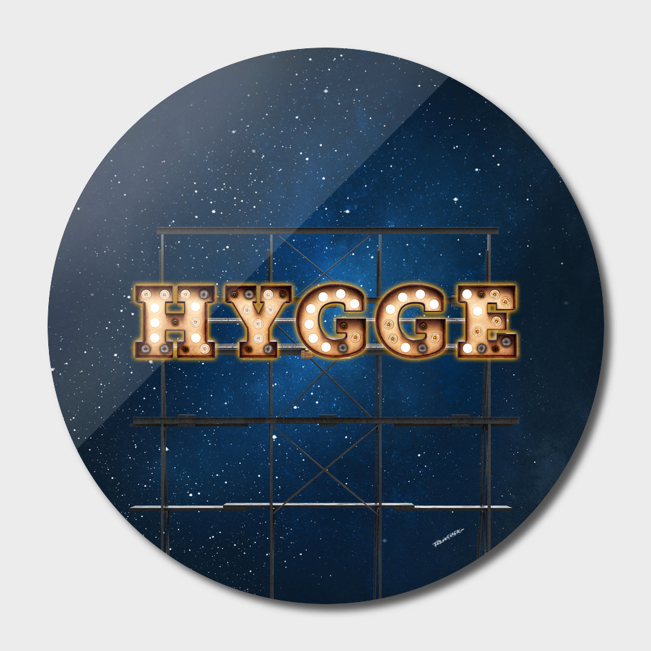Hygge -  Wall-Art for Hotel-Rooms